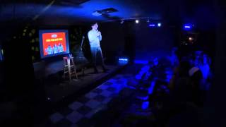 Stand-up Comedian Mark Little - Sitcom Theme Songs (Peanut Butter)