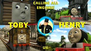 Calling All Engines! - Toby and Henry - UK - HD