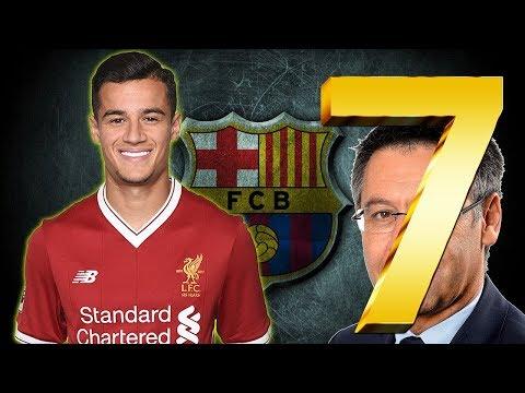 أفضل 7 لاعبين فشل برشلونة في ضمهم هذا الصيف | أحدهم إبن برشلونة!