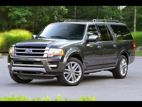 2016 ford expedition start up and review 3.5 l turbo v6 ecoboost
