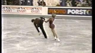 Berezhnaya & Sikharulidze (RUS) - 1997/1998 Champions Series Final, Pairs