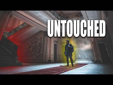 FRANCE Abandoned Wealthy Tycoons Millionaire Family Mansion (Chateau Lumiere)