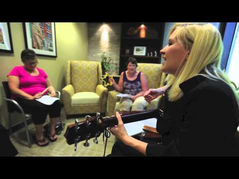 Grant provides music therapy to local cancer patients