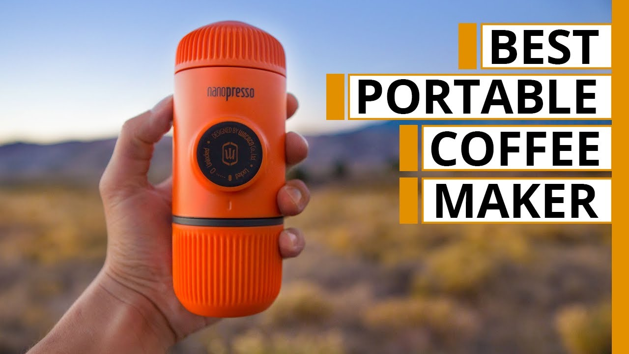 Top 5 Best Portable Coffee Maker for Camping & Backpacking