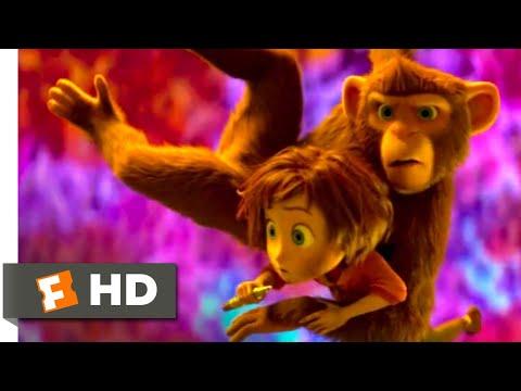 Wonder Park (2019) - Balloon Chase Scene (6/10)   Movieclips