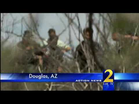 Muslim Terrorists Crossing US/Mexican Border