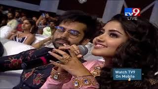 Anupama funny chit chat with Anchor Jhansi at Vunnadhi Okate Zindagi Audio Launch || TV9