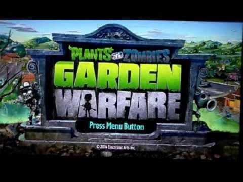 Plants vs. Zombies Garden Warfare Review - YouTube