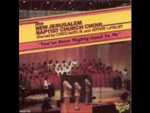 *Audio* Joy of My Salvation: New Jerusalem Baptist Church Choir