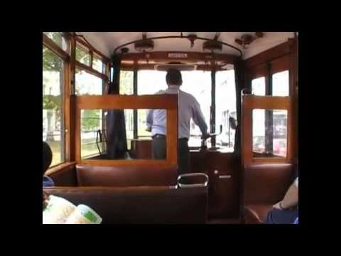 Rotterdam Museum Tram on City Tour Route 10: Part One