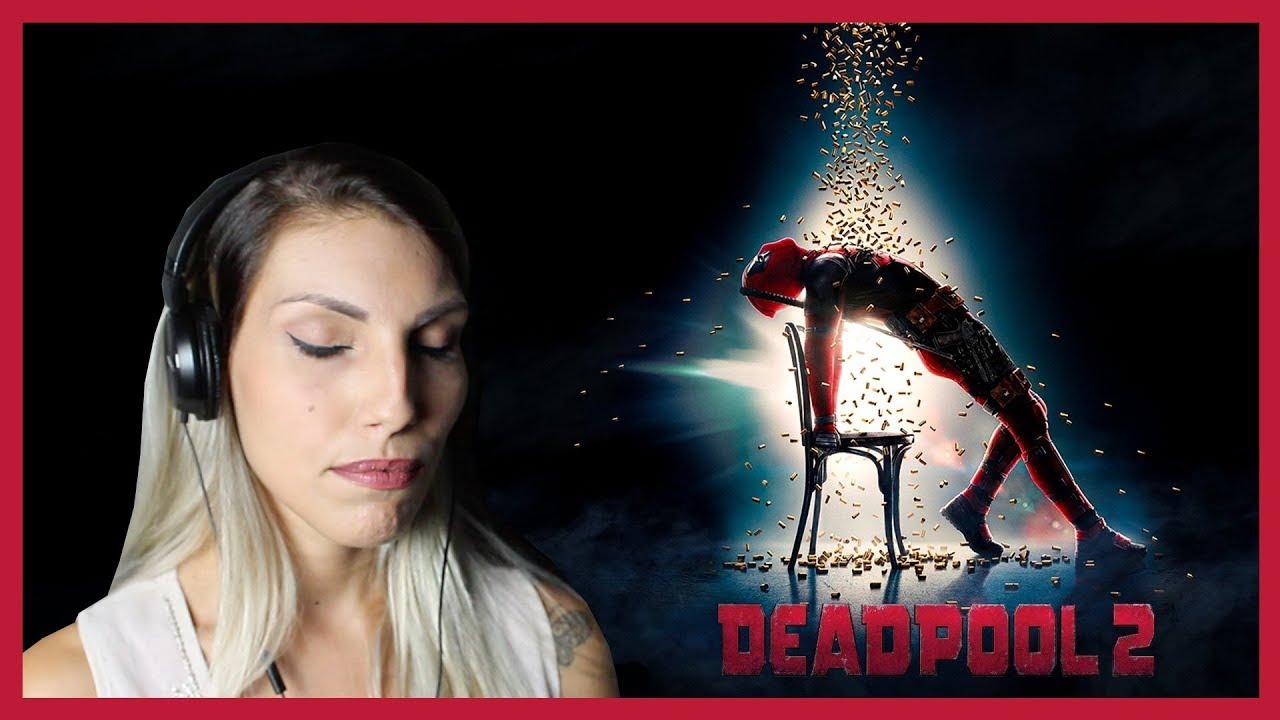 """Download DEADPOOL 2 """"Ashes"""" [COVER] Céline Dion - Midelle"""