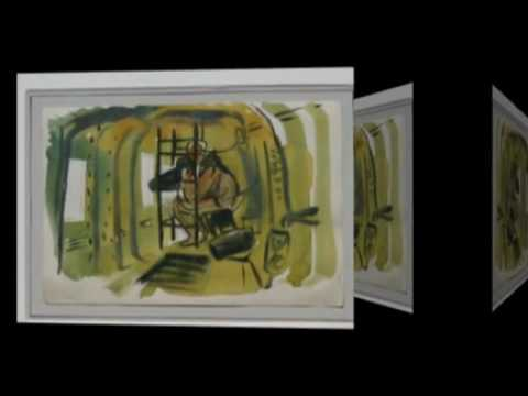 David Winfield Scott - Paintings from World War II