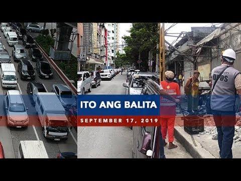 UNTV: Ito Ang Balita (September 17, 2019)