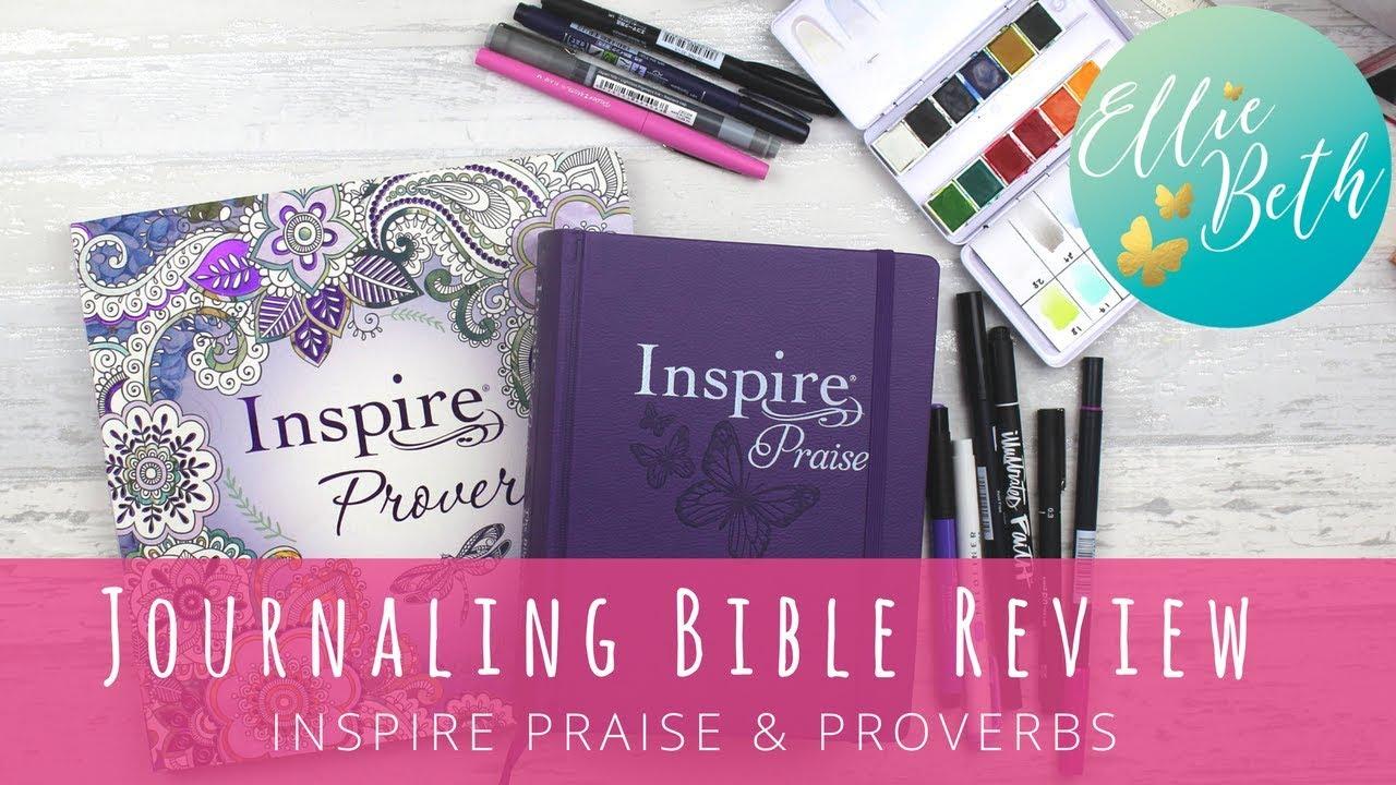 Journaling Bible Review