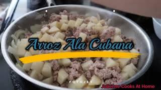 How to make Arroz ala Cubana