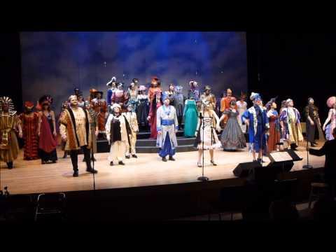 Lyric Theatre Singers Present Hallelujah Broadway