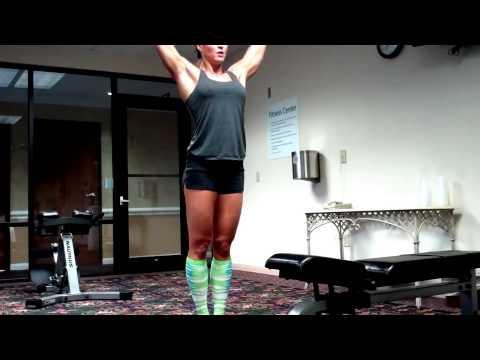 Тренировка Табата для женщин: эффективные видео-уроки