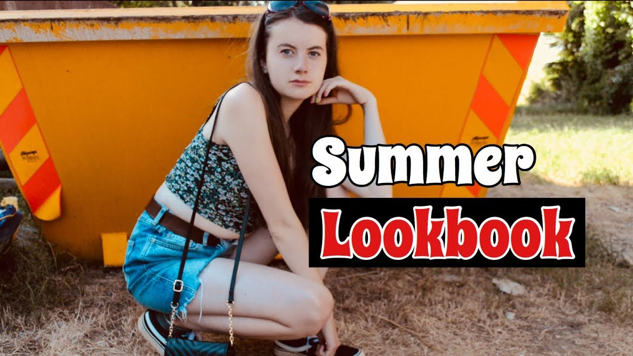 Aesthetic Summer Lookbook 2019 | Summer Outfit Ideas 7