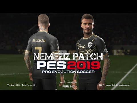 PES 2018 Patch