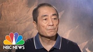 Zhang Yimou: 'The Great Wall' Symbolizes Futu...