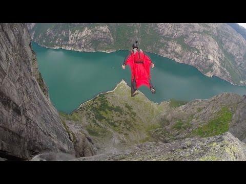 Norway BASE Jumping | Kjerag Heliboogie 2016