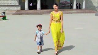 Душанбе, Таджикистан, Родина. Сюжет отредактирован в 2019 г. по техническим причинам.