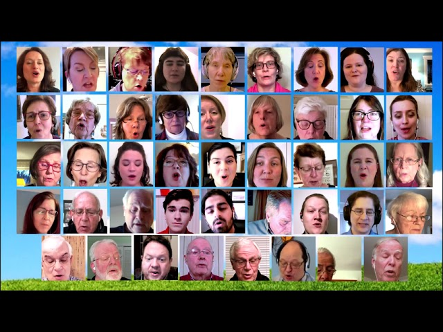 Unclouded Day - The Choristers Virtual Choir