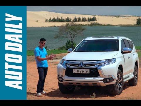 Autodaily.vn | Đánh giá xe Mitsubishi Pajero Sport 2017: Đối thủ đáng gờm của Toyota Fortuner