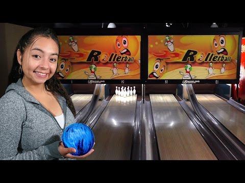 Rollerball - Mini Bowling Bowl Off!