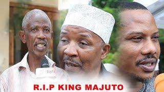 MASTAA BONGO MOVIE WAELEZA WALIVYOGUSWA NA KIFO CHA MAJUTO