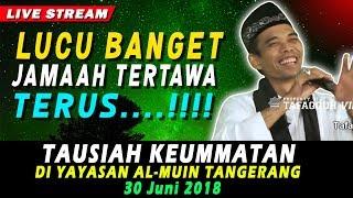 Download lagu CERAMAH TERLUCU Jamaah Sai Ngakak di Tangerang Ustad Abdul Somad Lc MA MP3