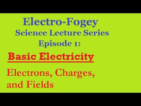 Basic Electrical Engineering - Electrons, Charges, and Fields