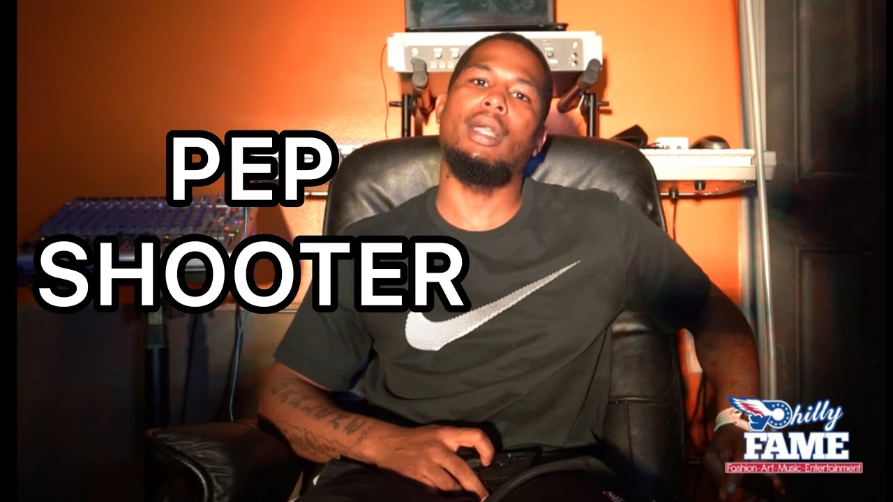 Pep Shooter on Forming Label w/ Meek Mill & NH