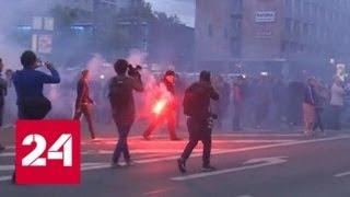 Жители Хемница не обрадовались визиту фрау канцлерин - Россия 24