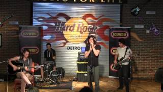 """Nothing More """"This is the Time"""" at Hard Rock Detroit with WRIF"""