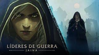 Líderes de guerra: Jaina (ES)
