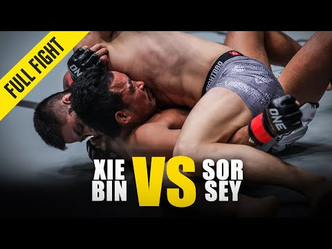 Sor Sey vs. Xie Bin | ONE Full Fight | July 2018