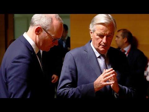 euronews (en français): Brexit : toujours pas de compromis