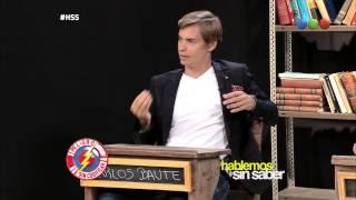 Hablemos sin saber Carlos Baute - Peligro sin Codificar