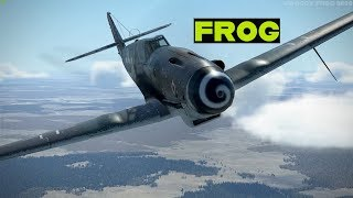 Bf109K-4 with 60% fuel - Bodenplatte - IL-2 Sturmovik: Battle of Stalingrad
