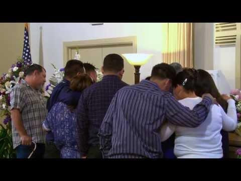 Maria Carrillo Chapel Funeral Service HD