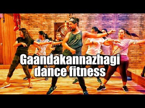 Gaandakannazhagi - Dance fitness  /Namma Veettu Pillai/tamil zumba