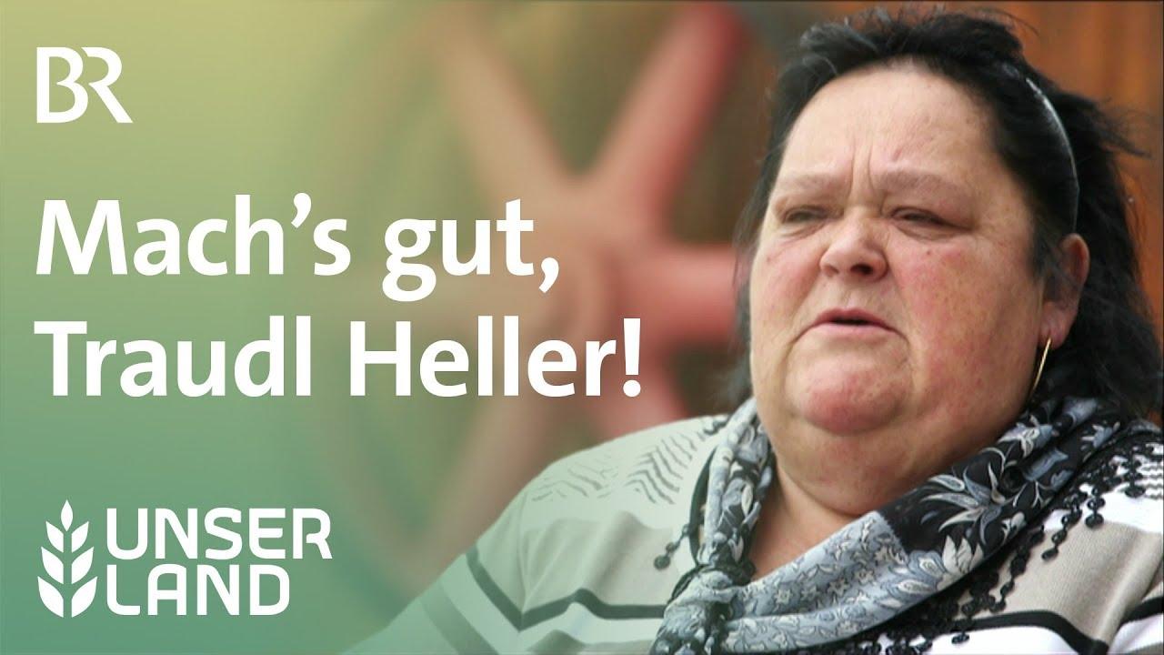 Traudl Heller Gestorben