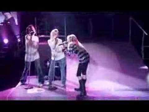 Hannah Montana - Rockstar (Music Video)