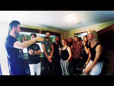 Wendy Rollins interviews Bastille and Judah & The Lion at Music Midtown 2017