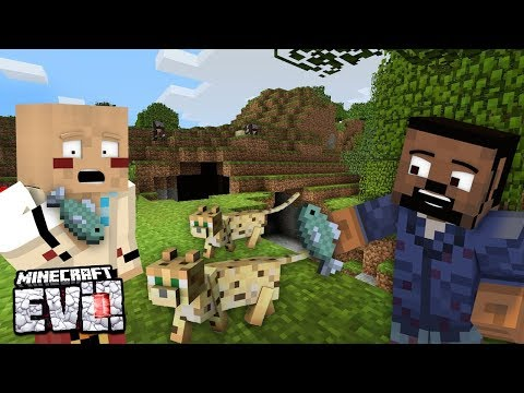 WHY DOES THIS NEVER WORK - Minecraft Evolution SMP #49