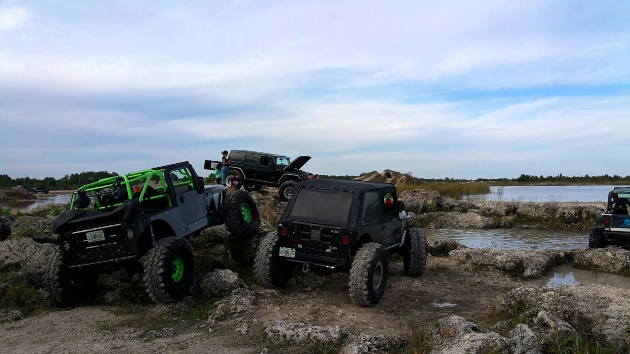More Badass Jeeps Youtube