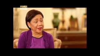 Powerhouse: Cynthia Villar: I never thought of going to politics