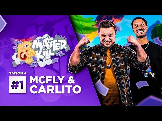 LES ANECDOTES DE MCFLY & CARLITO AU MASTERKILL !! (Saison 4 - Ep.1)