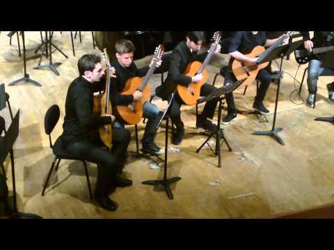 Guitar Quintet Liceo Musicale Dante